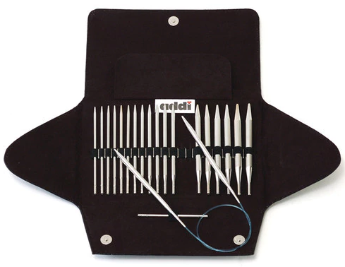 Addi Click Turbo Interchangeable Knitting Needle Set
