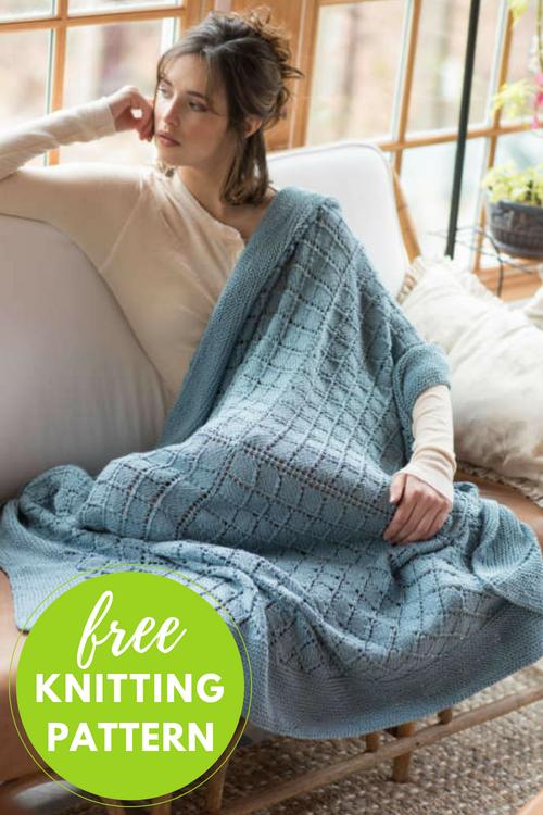 Cunningham Blanket Knitting Pattern Free