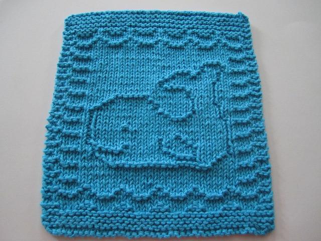 Dishcloths and Washcloths Easy Knitting Patterns!