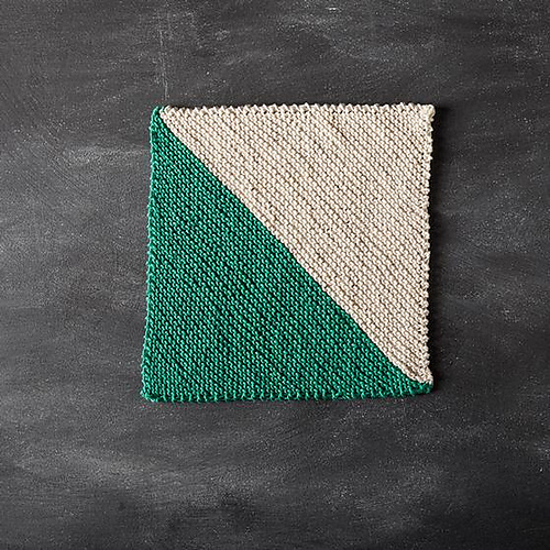 Quick and Easy Dishcloths to Knit