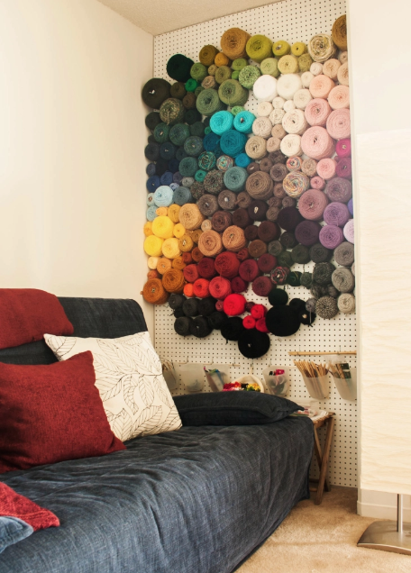 Get creative with yarn stash storage - Check out these ideas!