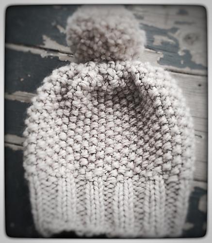 Tin Star Hat Free Knitting Pattern