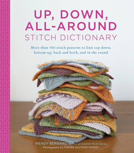 Up, Down, All-Around Stitch Dictionary