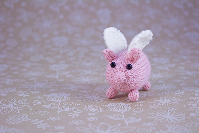 When Pigs Fly! Adorable Pig Knitting Patterns