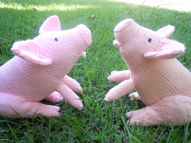 Pigs to Knit! Adorable Projects to Keep You in Hog Heaven