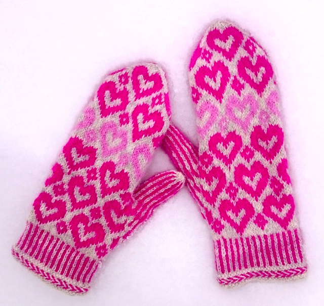 Hey Valentine! Projects to knit with love