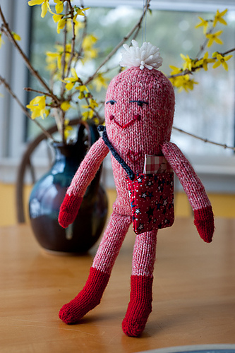 Valentine Free Knitting Patterns!
