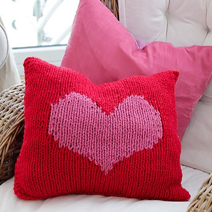 Heart Knitting Patterns for Free!