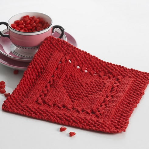 Hearts and Valentines to knit - free patterns!