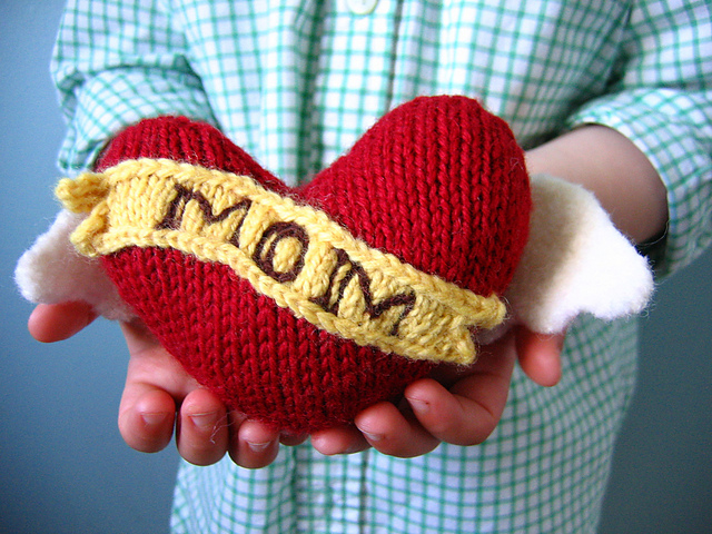 Hearts to Knit for Lovers - Free Knitting Patterns!