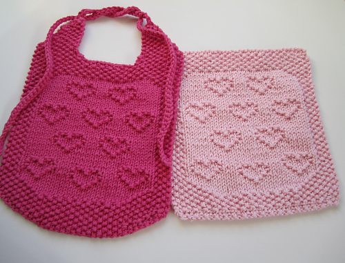 Fun to Knit Hearts Free Patterns for Knitters