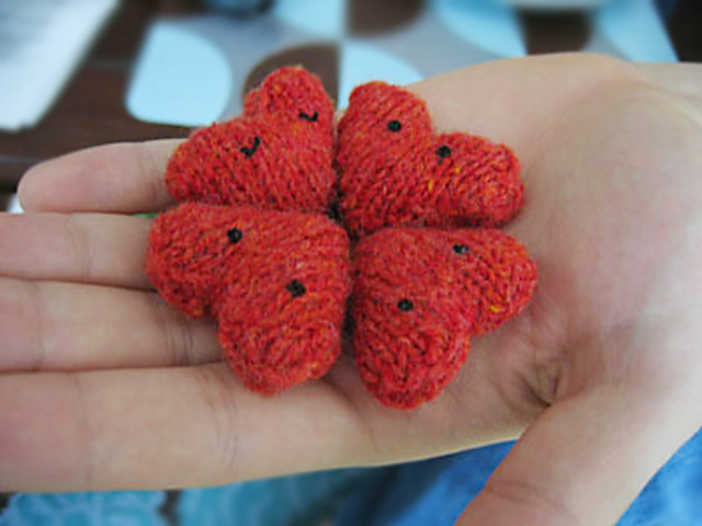 Cute Heart Knitting Projects You Can Make