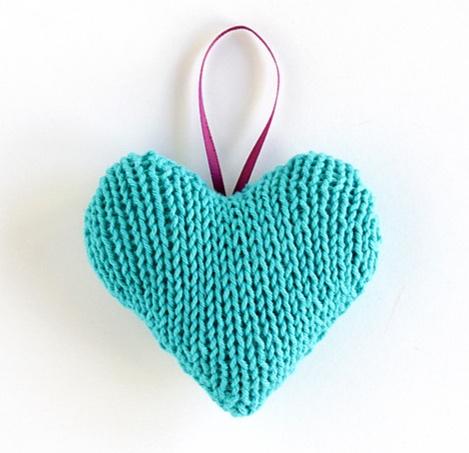 Free Heart Knitting Patterns