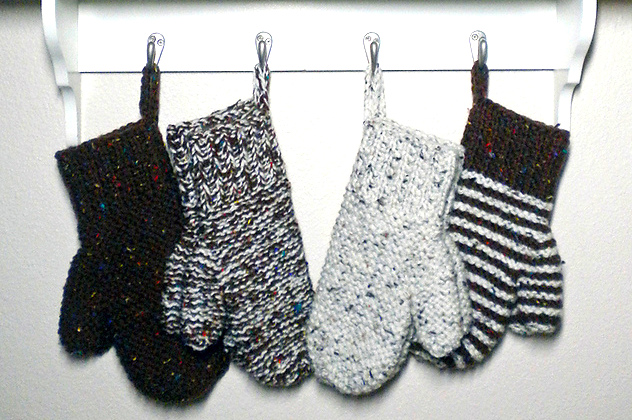 Easy Mitten Knitting Patterns Perfect for Beginners!