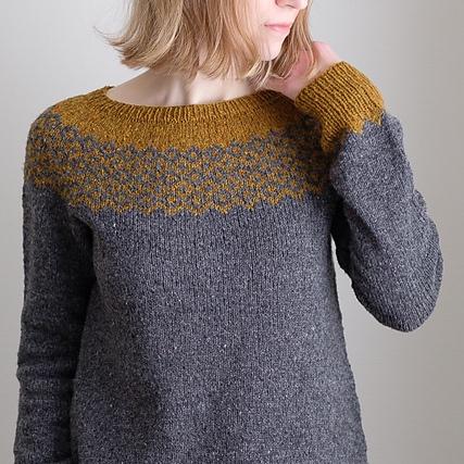 Seamless Sweater Knitting Patterns
