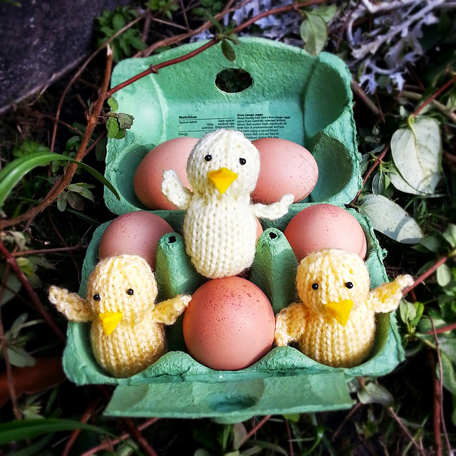 Cute and Quick to Knit Free Easter Knitting Patterns