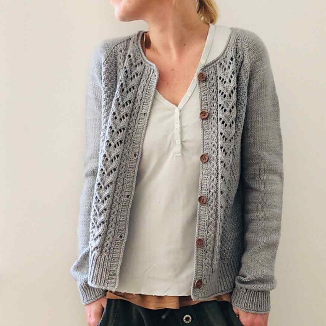10 Best Cardigan Knitting Patterns for Fall — Blog.NobleKnits