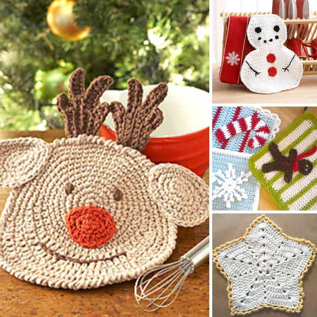 Classic Holiday crochet patterns Crochet for Christmas ~ 25