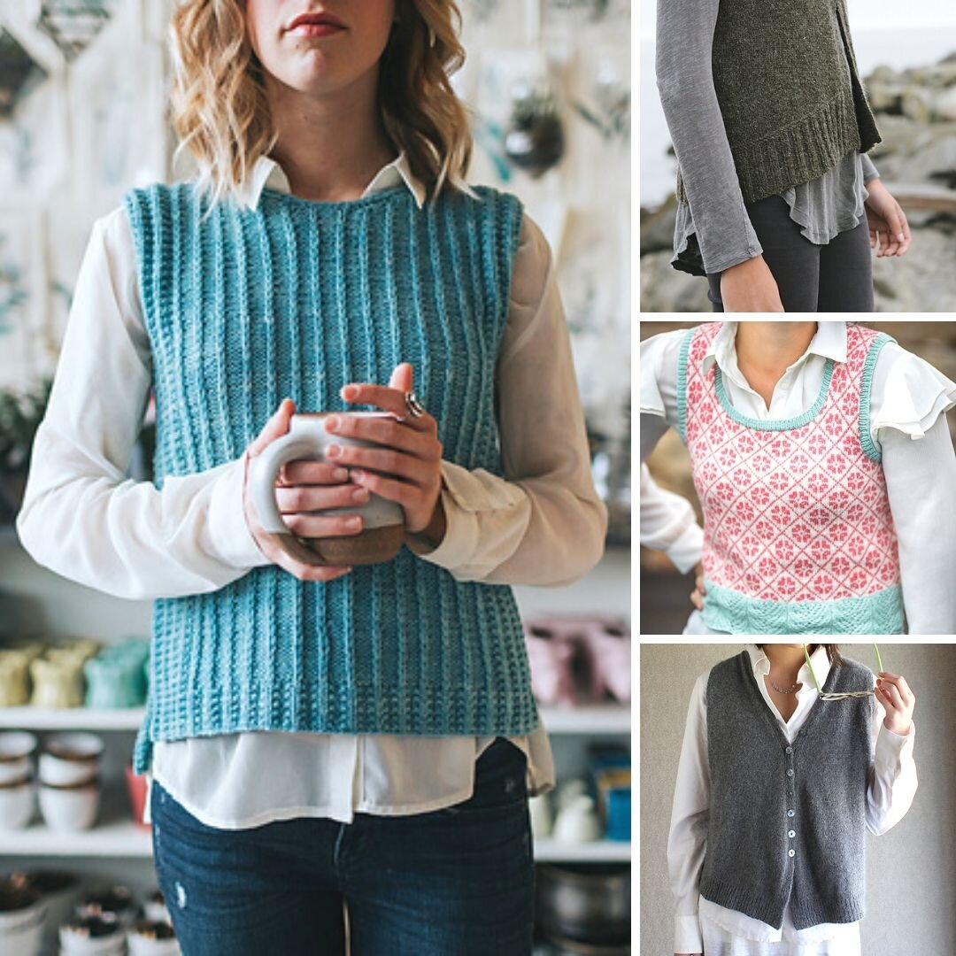 12 Best Vest Knitting Patterns Blog Nobleknits All orders are custom made and most ship worldwide within 24 hours. nobleknits
