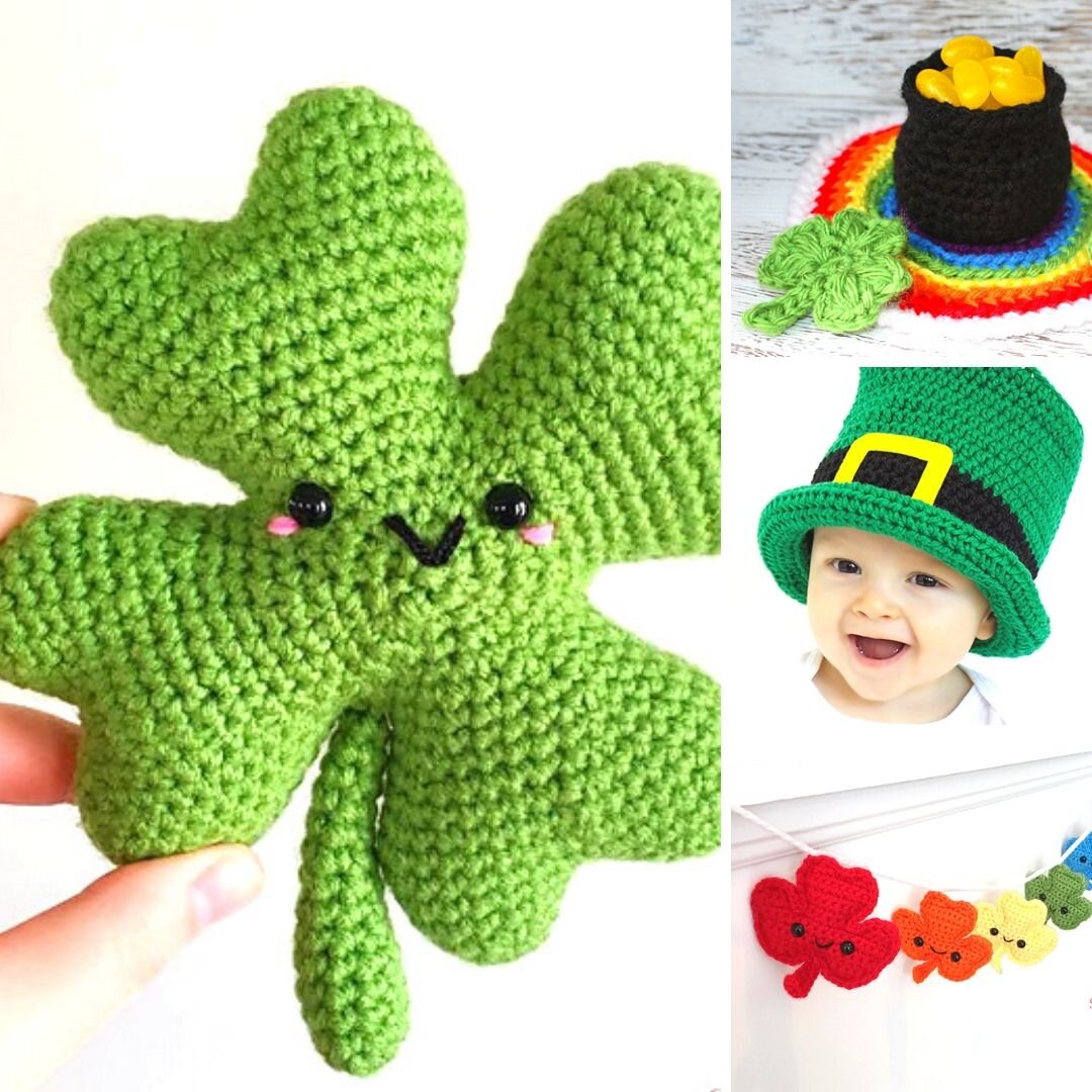 Free Crochet Amigurumi Doll Pattern Tutorials - Crochet Patterns | 1080x1080