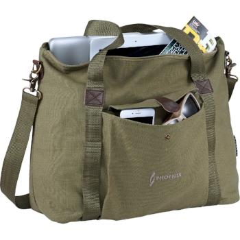 Tech Messenger Bag -