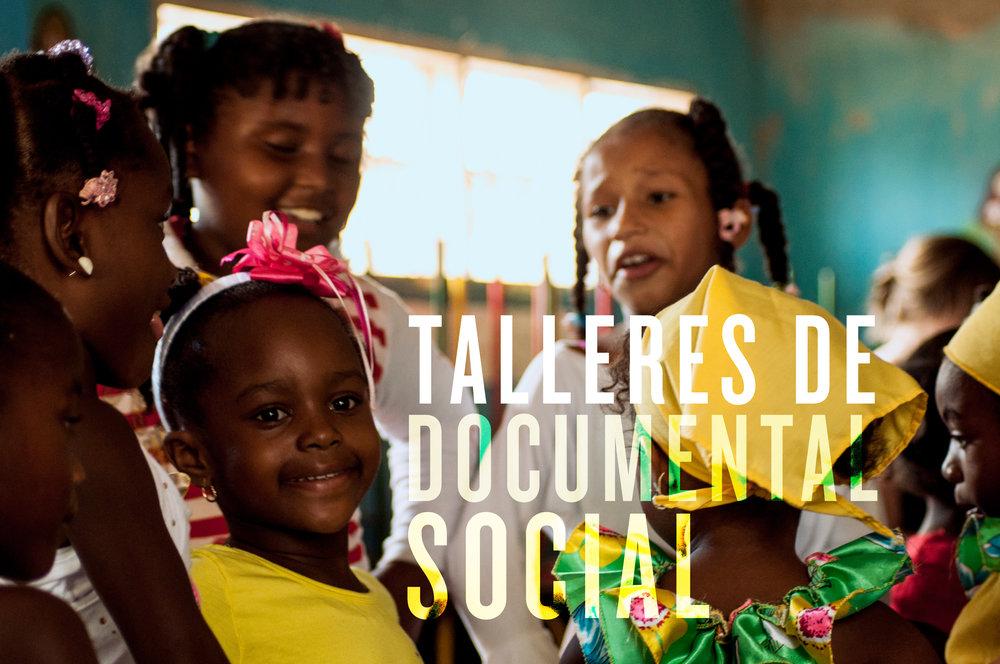 Un acercamiento intenso a los elementos técnicos, éticos y conceptuales que se encuentran tras la producción de documental social, por medio del aprendizaje empírico.