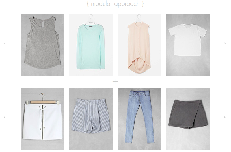 Method Dressing: The Modular Approach