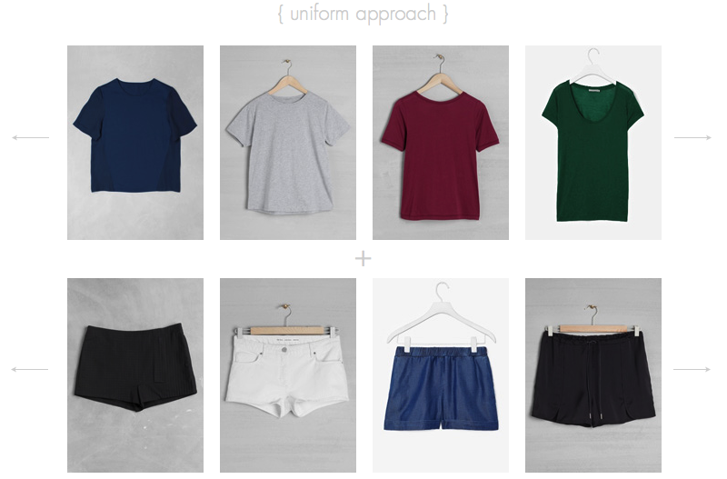 Method Dressing: The Uniform Approach