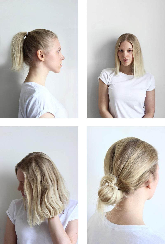 main Signature Hair Styles