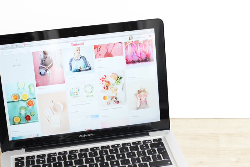 Build the perfect mood board | Step 3: Online sources