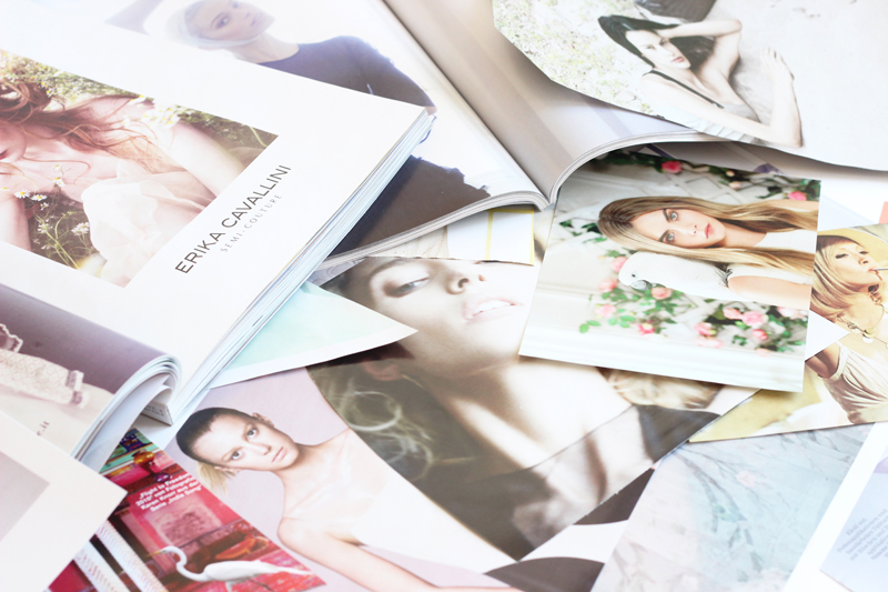 Build the perfect mood board | Step 2: Print sources