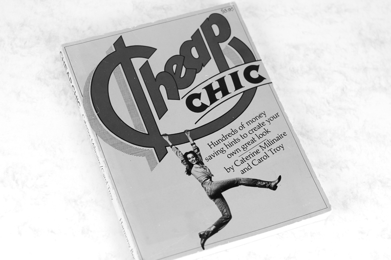 "Timeless Style Advice from 70s Classic ""Cheap Chic"""