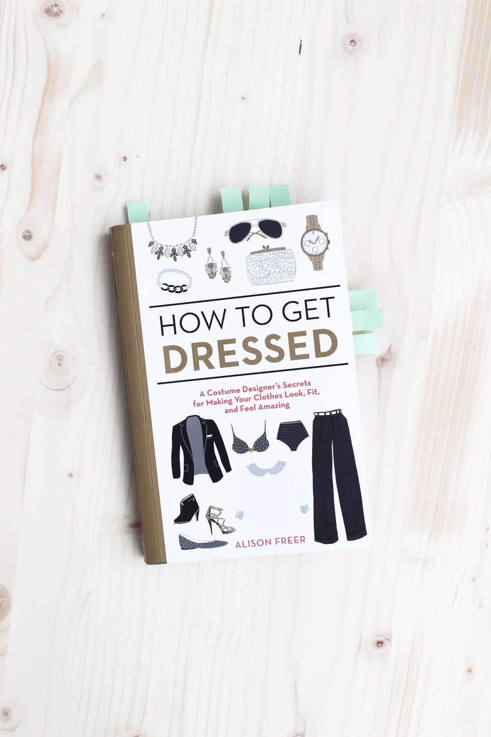 """How to Get Dressed"" Book review 