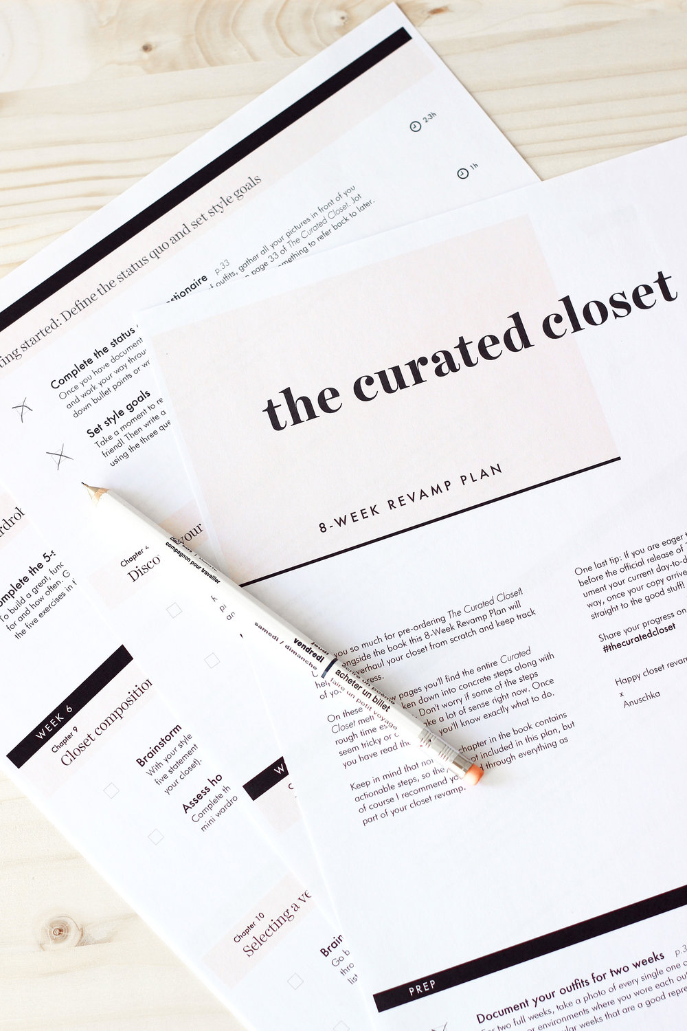 The Curated Closet 8-Week Revamp Plan (into-mind.com)