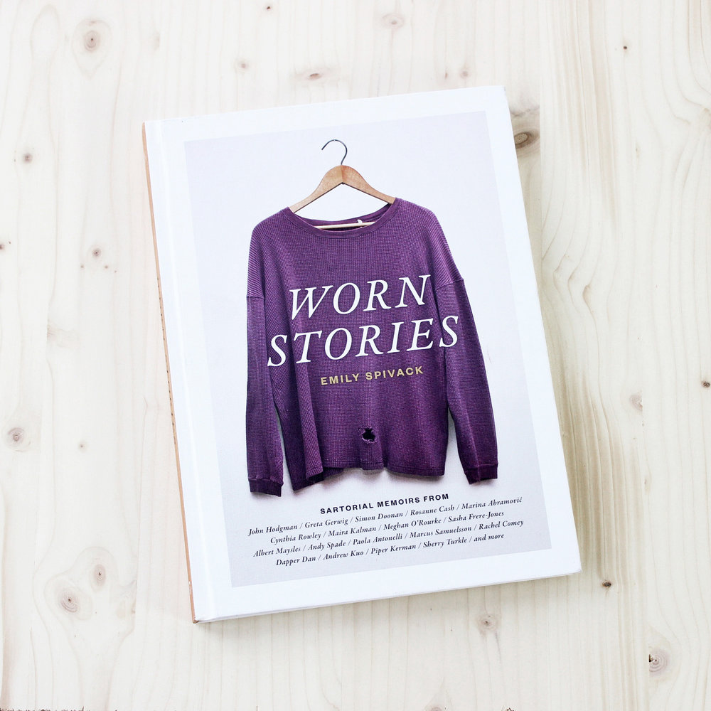 Worn Stories | Gift Guide: 12 Thoughtful books about style, ethical fashion and building a better, simpler wardrobe | into-mind.com