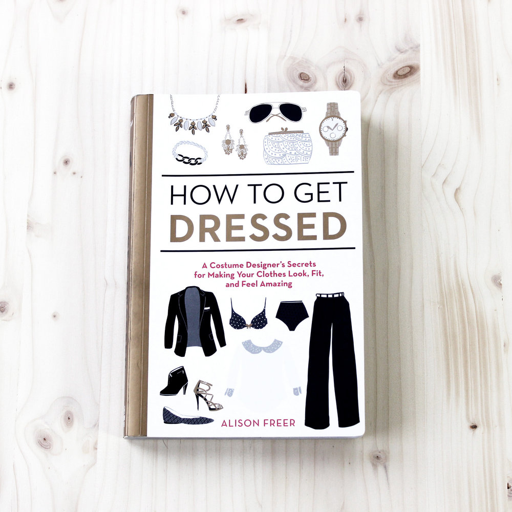 How to Get Dressed |  Gift Guide: 12 Thoughtful books about style, ethical fashion and building a better, simpler wardrobe |  into-mind.com