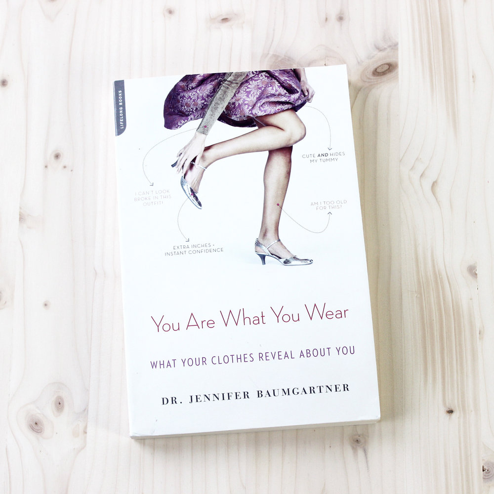 You Are What You Wear |  Gift Guide: 12 Thoughtful books about style, ethical fashion and building a better, simpler wardrobe |  into-mind.com