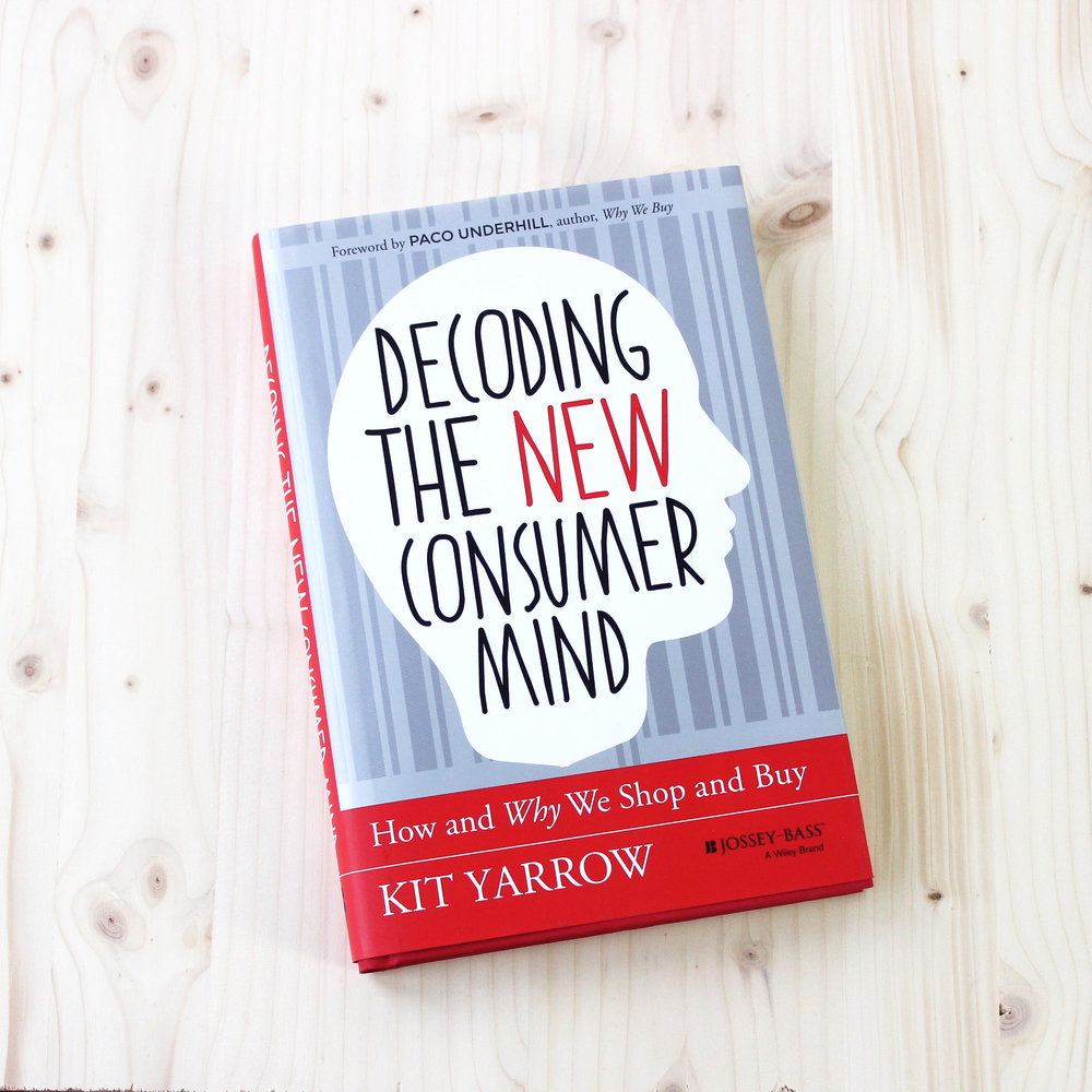 Decoding the New Consumer Mind |  Gift Guide: 12 Thoughtful books about style, ethical fashion and building a better, simpler wardrobe |  into-mind.com