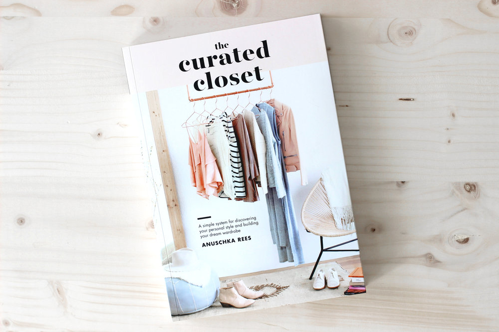 The Curated Closet (My book!)