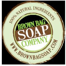 Brown Bag Soap