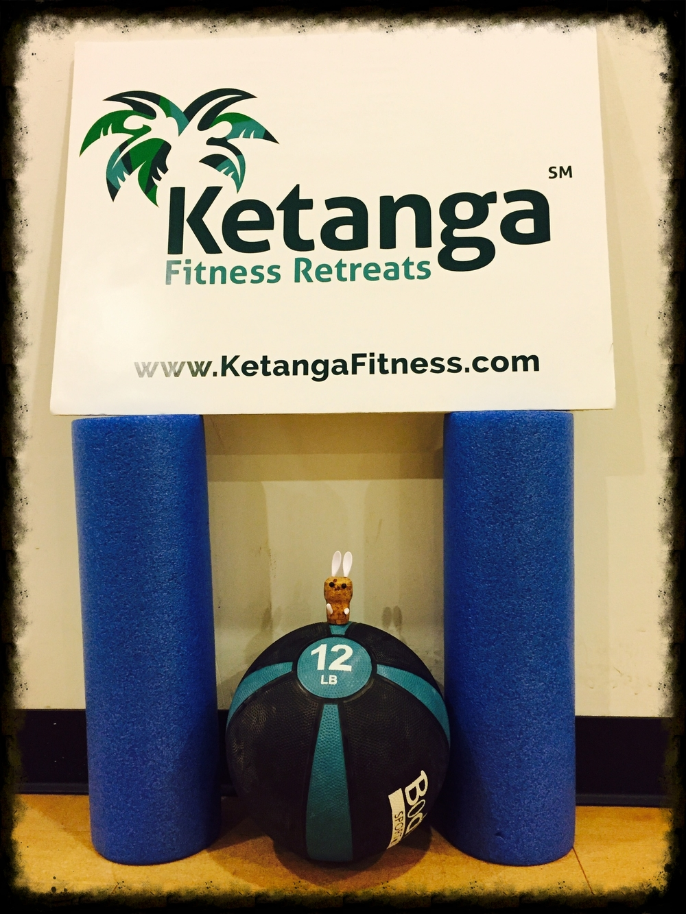 Ketanga Fitness Retreats know how to make a guy sweat