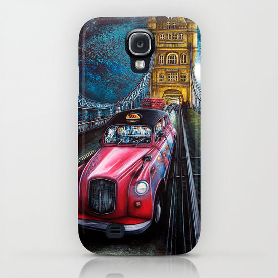 $38.00  PHONE CASES  / GALAXY S4 SLIM CASE