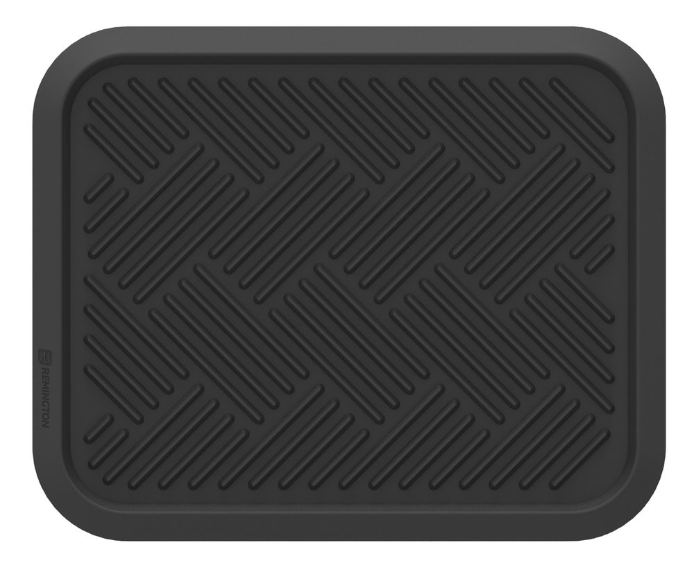 RoadWear Rear Tile Rubber Mat