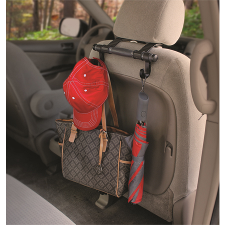 Rubbermaid Double Headrest Hook