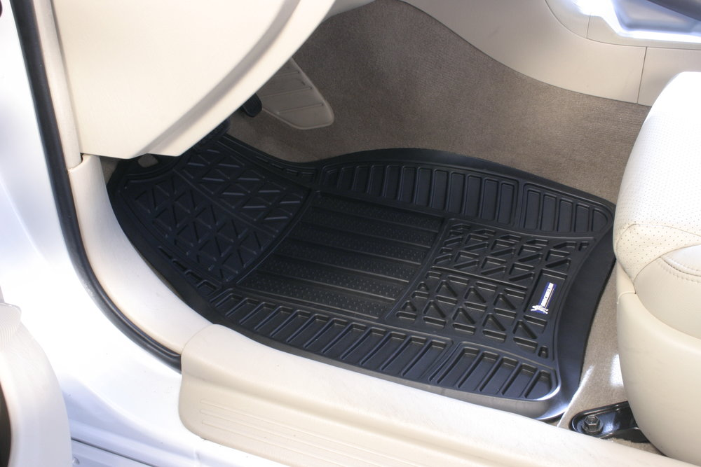 Michelin 2-Piece Rubber Mat Set
