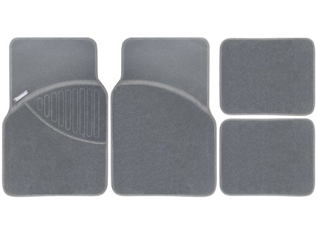 Michelin 4-Piece Carpet Mat Set
