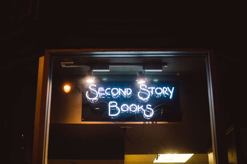 SecondStoryBooks