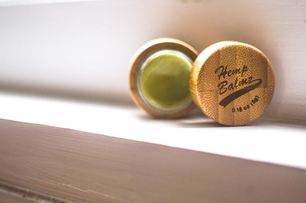 Product: Hemp Butter, DC ; Shot by Yogi