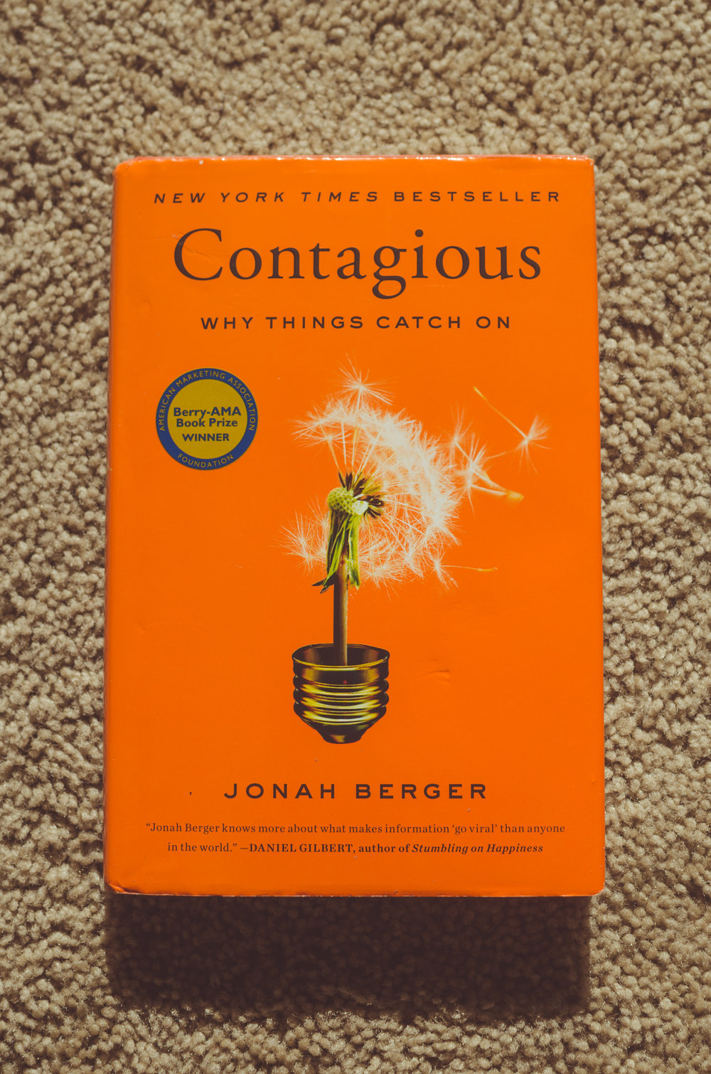 Contagious Book