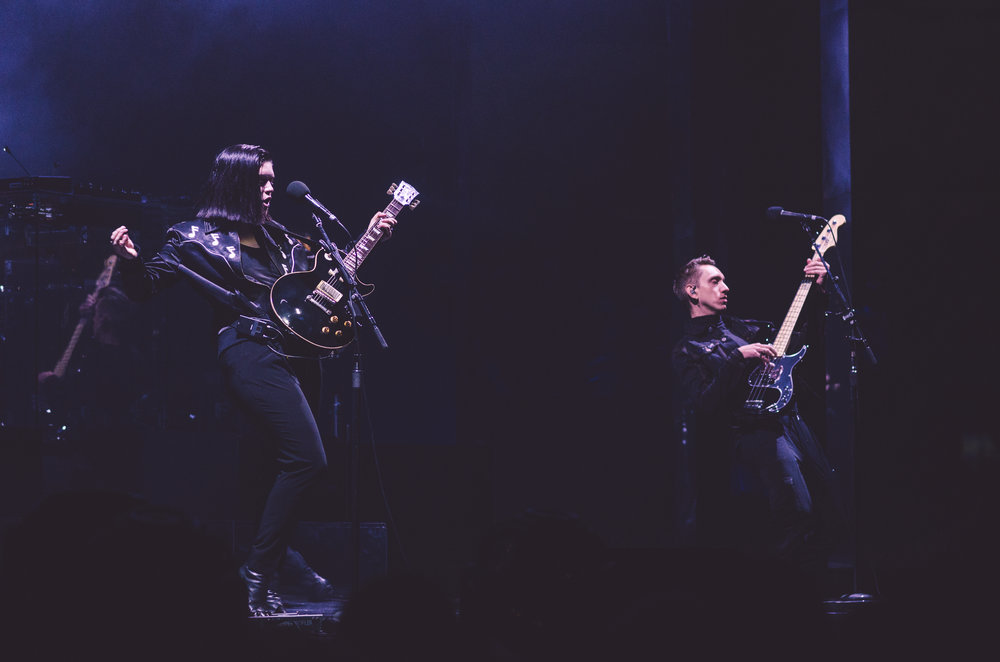 The XX at Merriweather